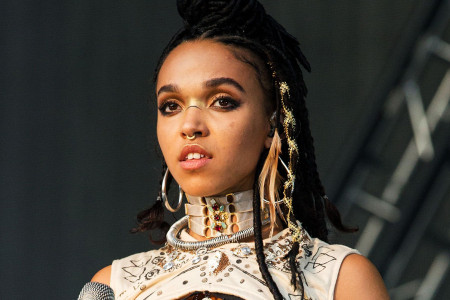 Fka Twigs Builds Anticipation For Her Album Magdalene